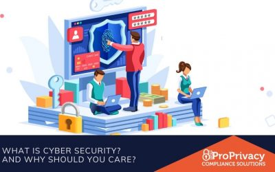 What is Cyber Security? – And why should you care?