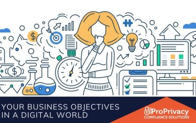 Your Business Objectives in a Digital World.