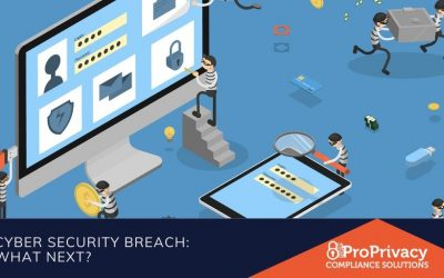 Cyber Security Breach: What Next?