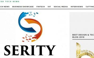 Serity Featured in Irish Tech News