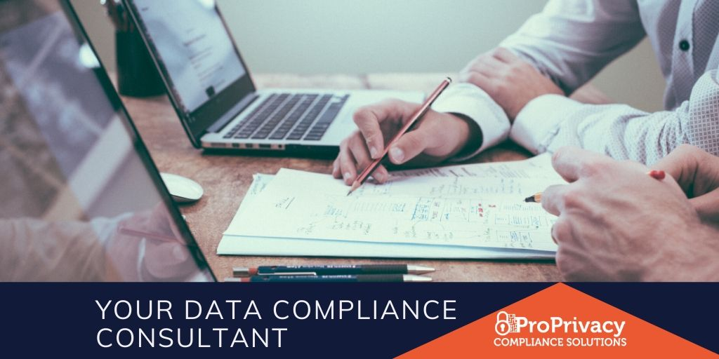 Your Data Compliance Consultant