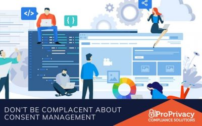 Don't Be Complacent About Consent Management