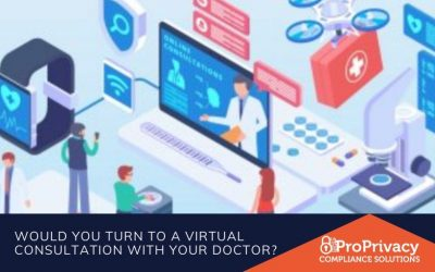 Would You Turn To A Virtual Consultation With Your Doctor?