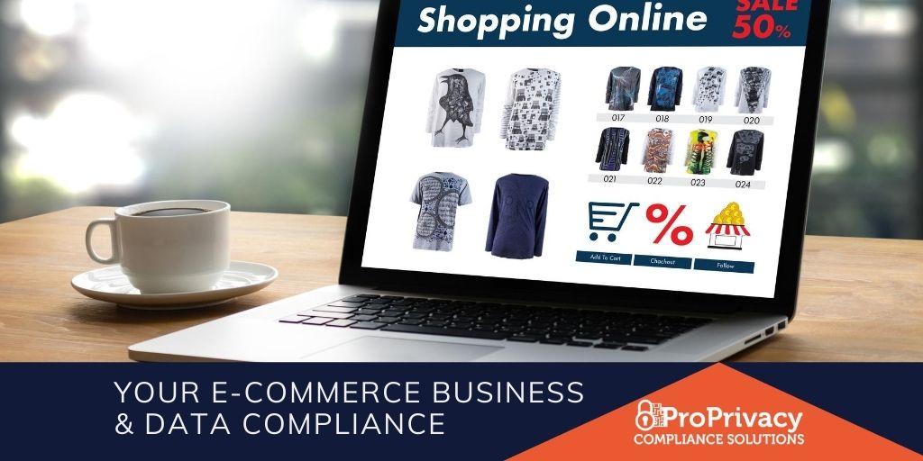 E-Commerce Business & Data Compliance