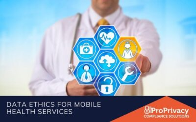Data Ethics For Mobile Health Services